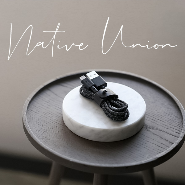 Native Union - a Brand at RAUM concept store