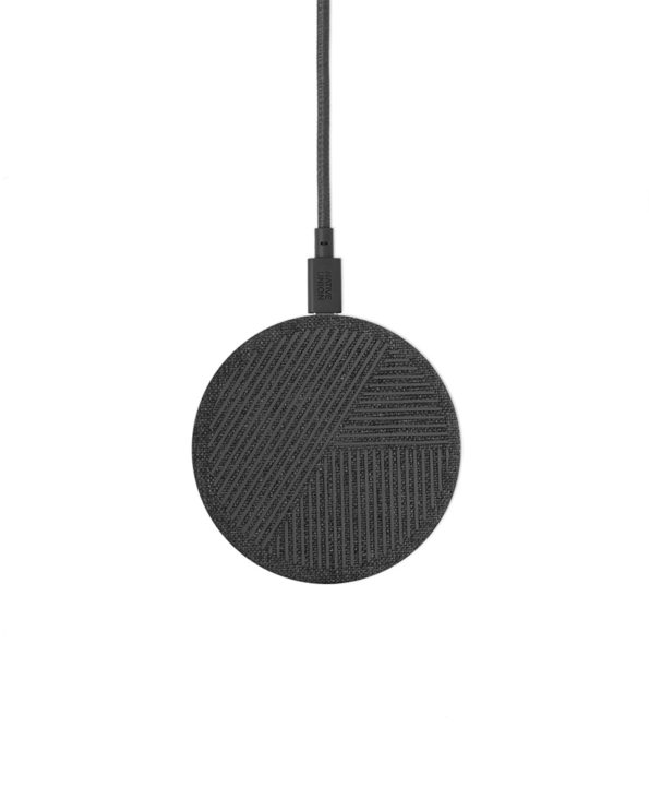 Ladepad Drop Wireless Charger Native Union - Drop dark grey - at RAUM concept store