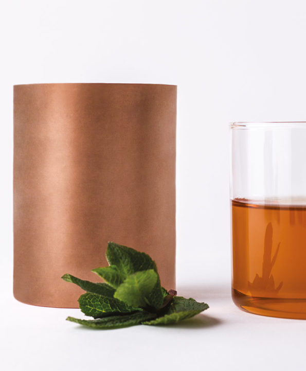 knIndustrie Glas Lime Line at RAUM concept store