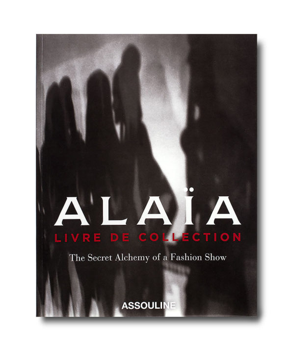 Assouline Alaia cover at RAUM Concept Store