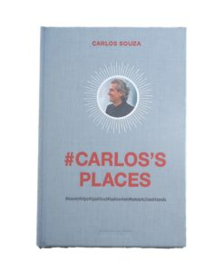 Bildband Carlos's Places at RAUM concept store