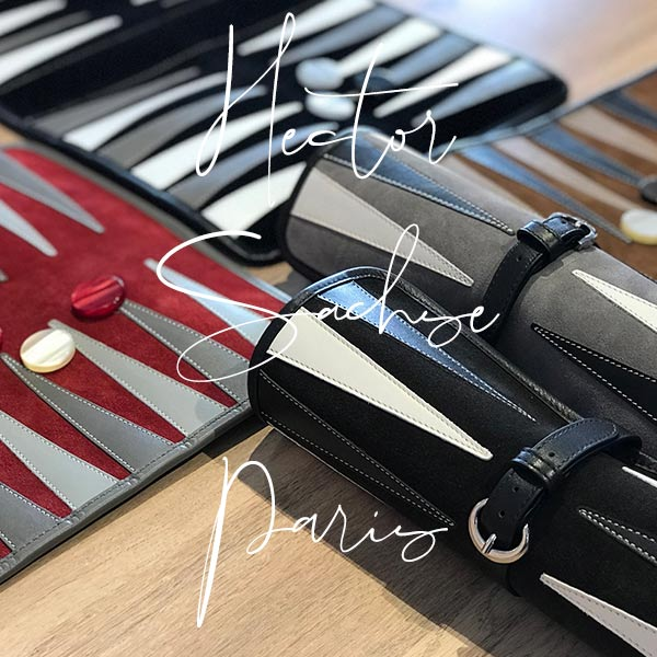 Hector Sachse Paris - a brand at RAUM concept store