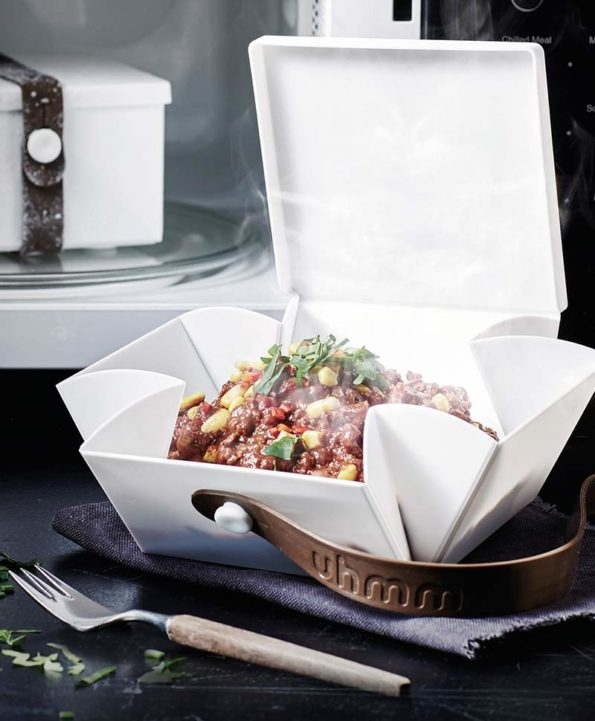 uhmm Faltbare Lunchbox uhmm @ RAUM concept store